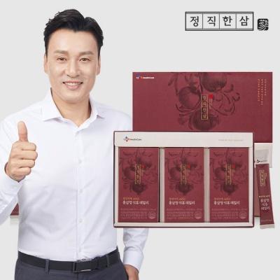 정직한삼 6년근 홍삼정 석류 10mlx30포 (+쇼핑백)