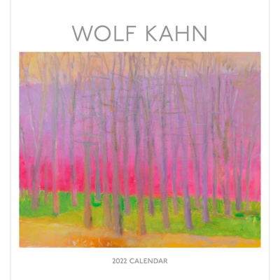 2022 캘린더 Wolf Kahn