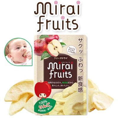 [비타토 국내생산 미래과일] 동결건조과일칩 사과칩