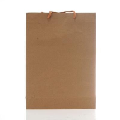 크라프트 무지 쇼핑백 4호 수납가방 선물포장 10개