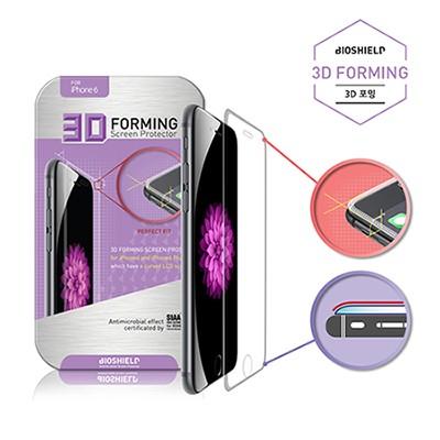 아이폰6 풀커버3D포밍 액정보호필름(후면필름 증정)