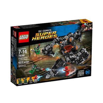 [레고 슈퍼히어로DC] 76086 나이트크롤러 터널 공격