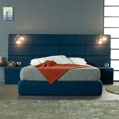 M520 비바 블록 패브릭 Q 침대세트