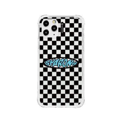 샤론6 아이폰 케이스 체커보드