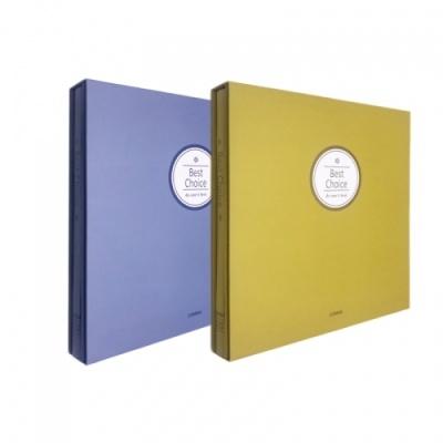 코니아30매접착앨범 CA3000 옐로우 [권1] 398075