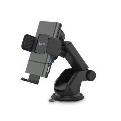 차량용 고속 무선충전기 핸드폰 충전거치대 LC-ORW09