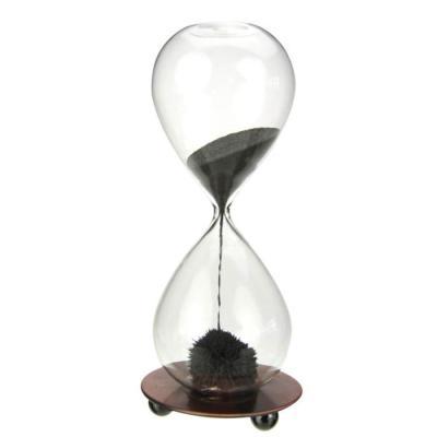 [adico]컬러 자석 시계 - 회색
