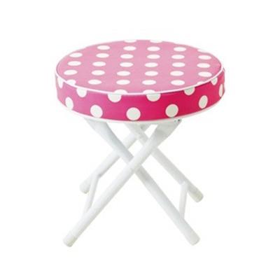 도트 무늬 의자 / PINK (JIP0001PI)