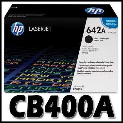 HP 정품 CB400A (642A) CB400 400A 400 LJ CP4005