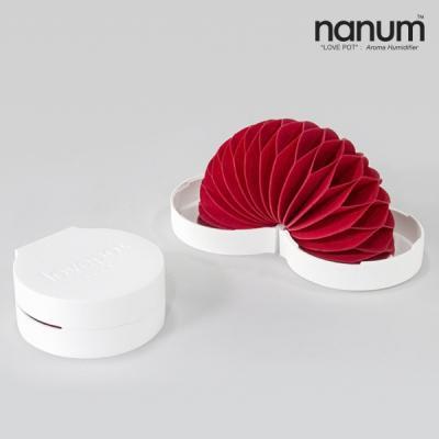 [나눔]러브팟 컴팩트 자연가습기