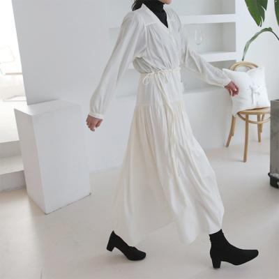 Prima Circle Long Dress