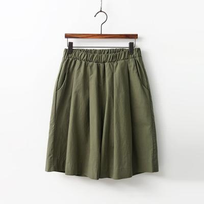 Banding Bermuda Shorts