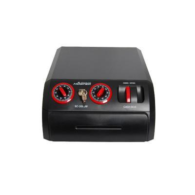 가정 및 업소용 선일 슬라이딩 금고 SC-2000 Black