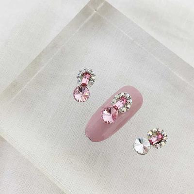 Woman bonita nail parts 스왈아트 1개 2color