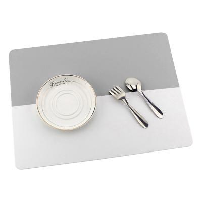 모스 실리콘 식탁 매트(그레이)