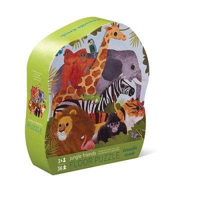 Jungle Friends 36pcs Puzzle 정글 동물 유아 퍼즐