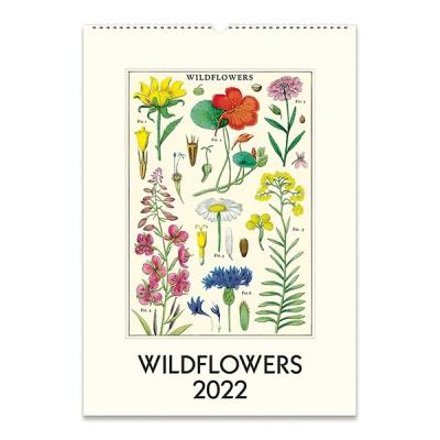 2022 카발리니캘린더 Wildflowers