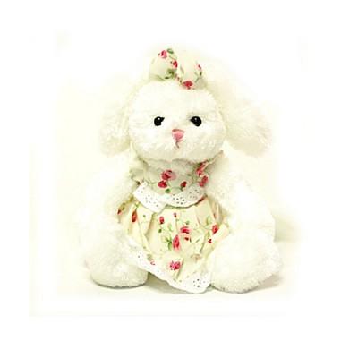 [토이샵]라스포레빗(특왕) - 꽃무늬드레스