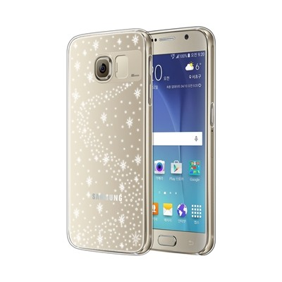 Galaxy S7 clear Gold (galaxy)