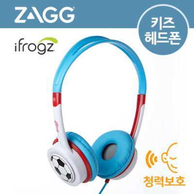 [ZAGG] Little Rockerz OE[레드/블루_농구][유아용헤드폰/청력보호]