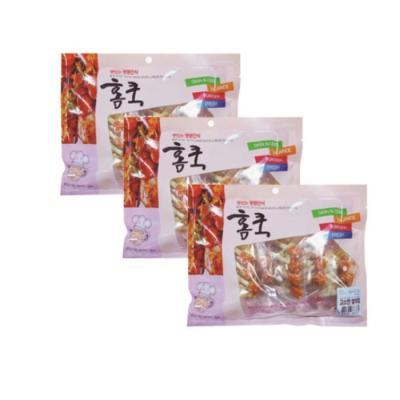 홈쿡(400g) 고소한쌀튀밥x3개 강아지간식