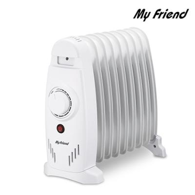 마이프랜드 9핀 라디에이터 전기 히터 MFR-1809M
