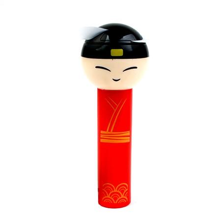 아시아 피플 선풍기 - CHINA 레드맨