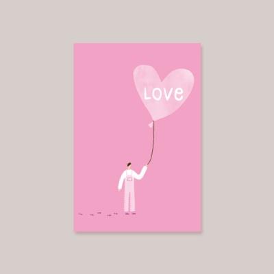 [카드] Love VM3006
