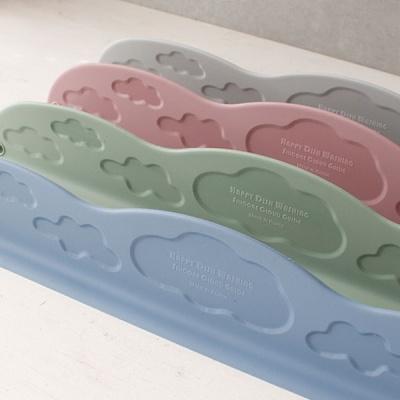 [2HOT] 뉴 실리콘 구름 싱크대 물막이