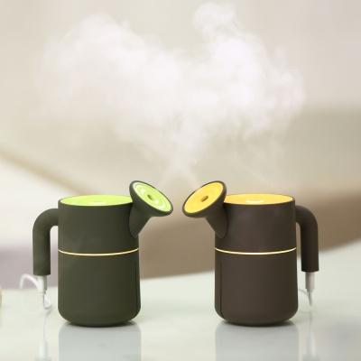 무드등 USB 가습기(물조리개)