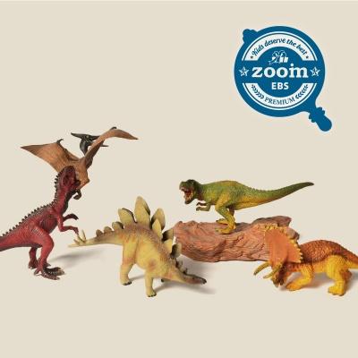 베이빈 리얼 피규어 공룡 5종 세트