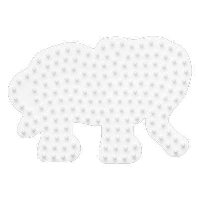 [하마비즈]비즈 보드 - 작은코끼리
