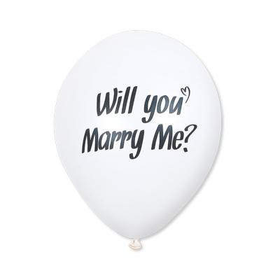 30cm Will you marry me