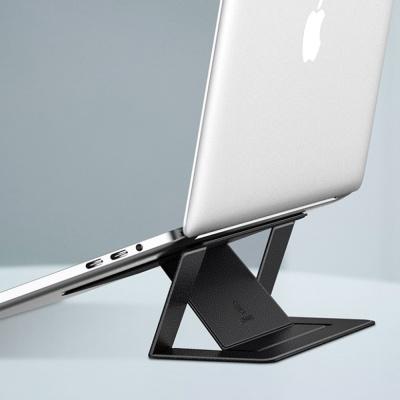 얇고 가벼운 노트북 거치대 스탠드 받침대 접이식