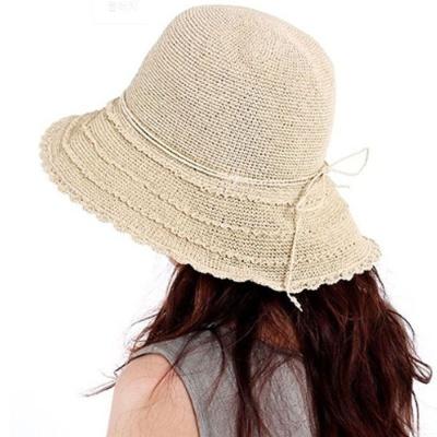 햇빛가리개 벙거지 여행 휴양지 신상 모자 베이지