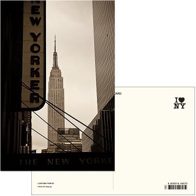 I LOVE NEW YORK (Post card ver.01) - New york 016