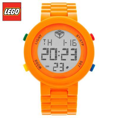 레고 디지털 손목시계 오렌지 Clic-9007392