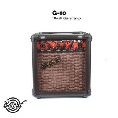 [밸켓] 10와트 미니앰프 G-10 / 가정용 소형앰프 베스트 모델