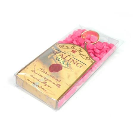 비드 왁스 - 핑크