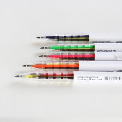 HOTTRACKS PAPER MATE 3색 멀티펜 (초저점도펜)