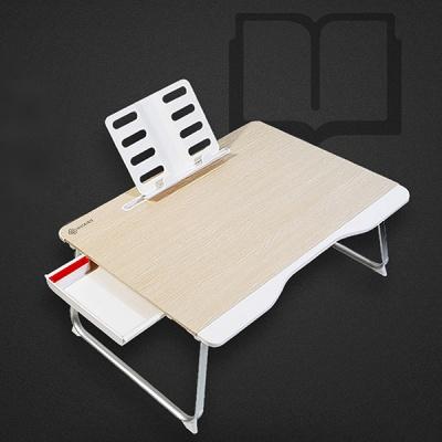 독서대 서랍식 수납+인체공학 베드트레이 테이블 E6S