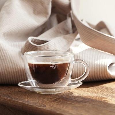 [N365] 네로 내열 이중유리 커피잔 2P세트