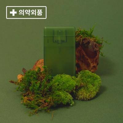[콜린스] 휴대용 손소독제 - 포레스트 그린