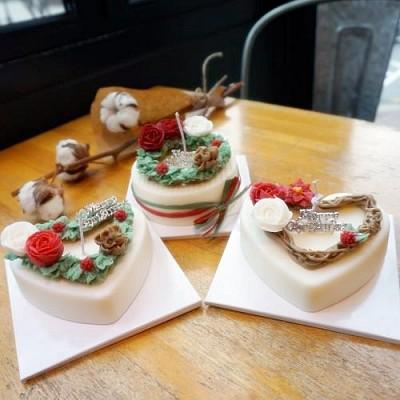 yuki CANDAL -크리스마스 케익 (3종)