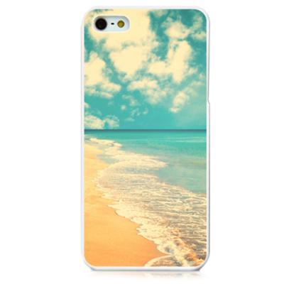 여름 바닷가에서(아이폰5S/5)