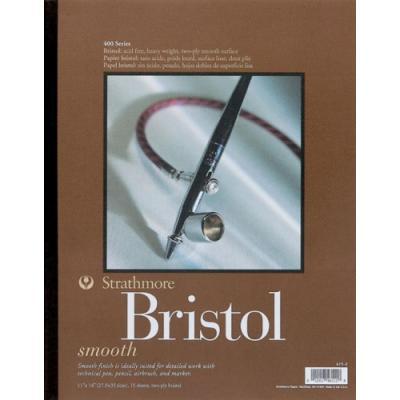 Bristol Smooth 스케치북(28*35cm)