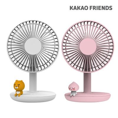 카카오프렌즈 탁상용 무선 선풍기 KFSTAIR-001