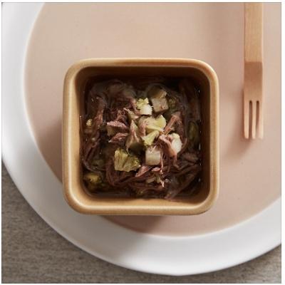 [푸드트리] 소고기 브로콜리 장조림 120g (저염식)