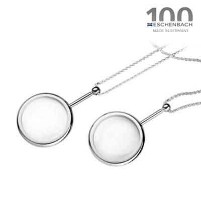 [에센바흐]펜던트루페 크롬(3.5배율)21362