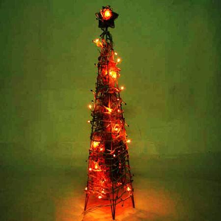 ★크리스마스 특가★에펠탑 츄리(62센치)+오색전구 00162
